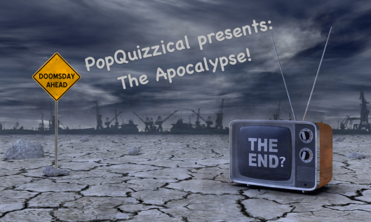 "Could this be the end?  If it is, you should get your free stuff now at http://facebook.com/PopQuizzical for ""Freebie Friday""!"