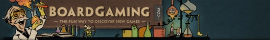 One my new fave haunts: Boardgaming.com