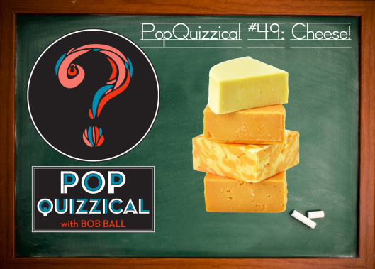 LIsten to PopQuizzical - it's the cheesiest audio quiz of them all!